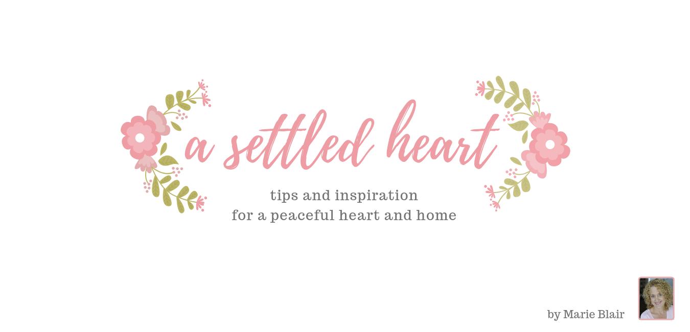A Settled Heart