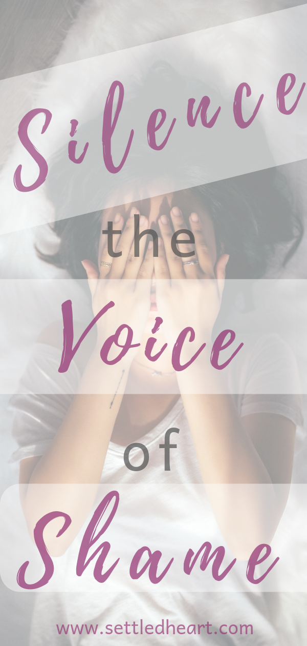 Silence the Voice of Shame